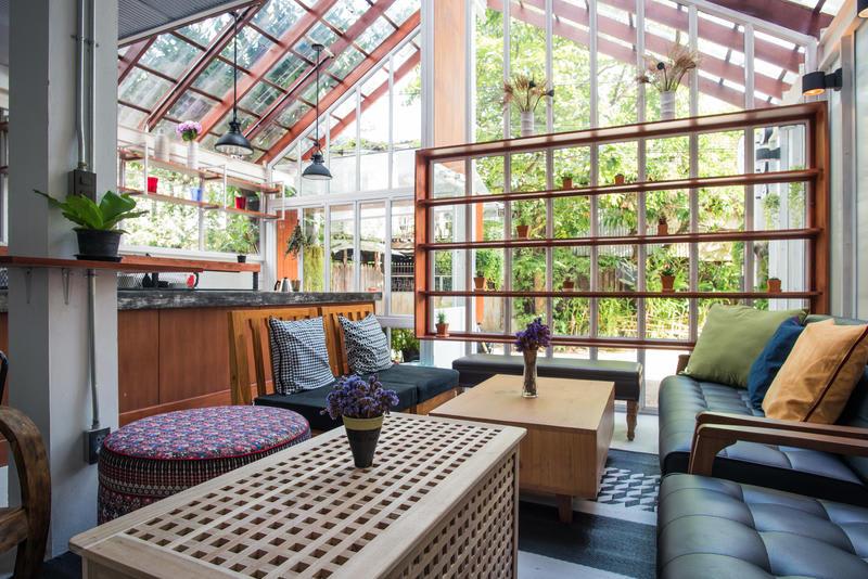 Best hostels in Thailand - Haus Hostel