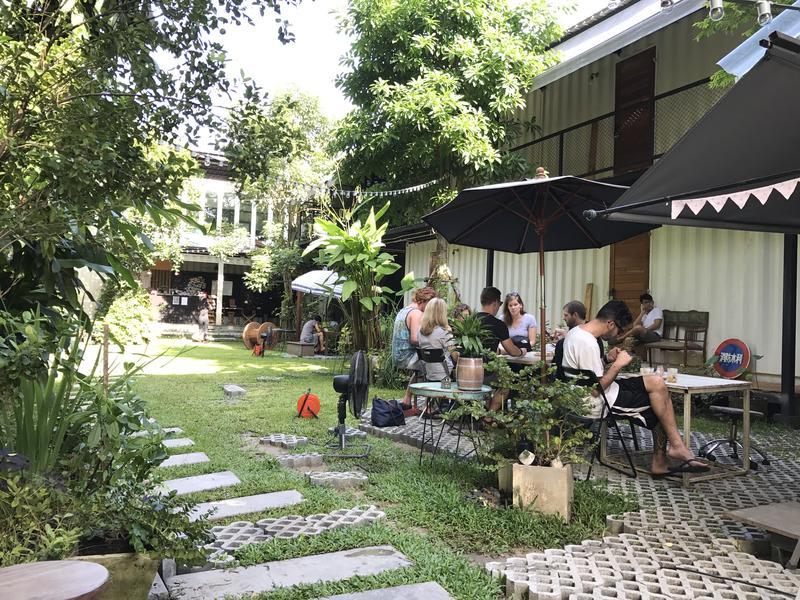 Best hostels in Thailand - The Yard Hostel
