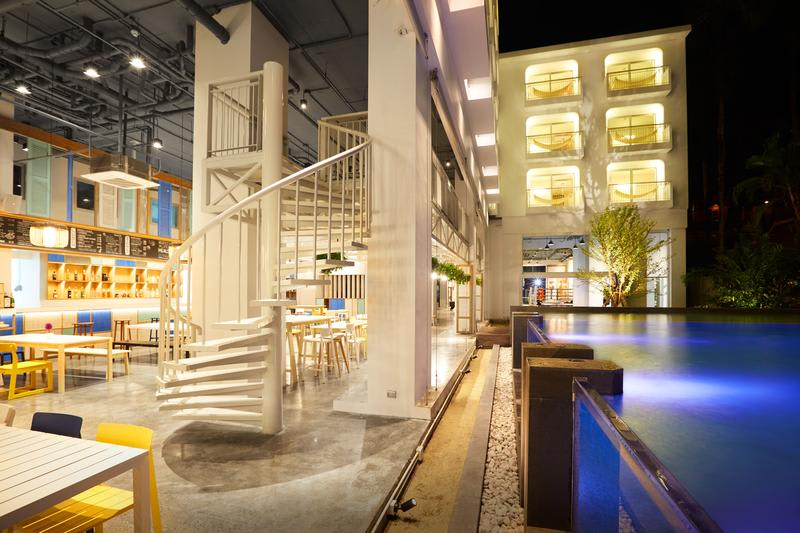 Best hostels in Thailand - Lub D Phuket Patong
