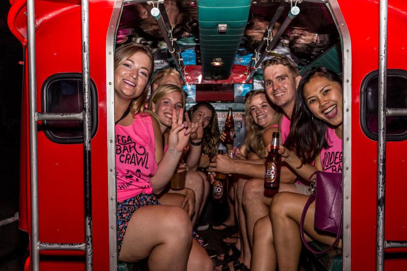 Best hostels in Thailand - Bodega Chiang Mai Party Hostel & Bar