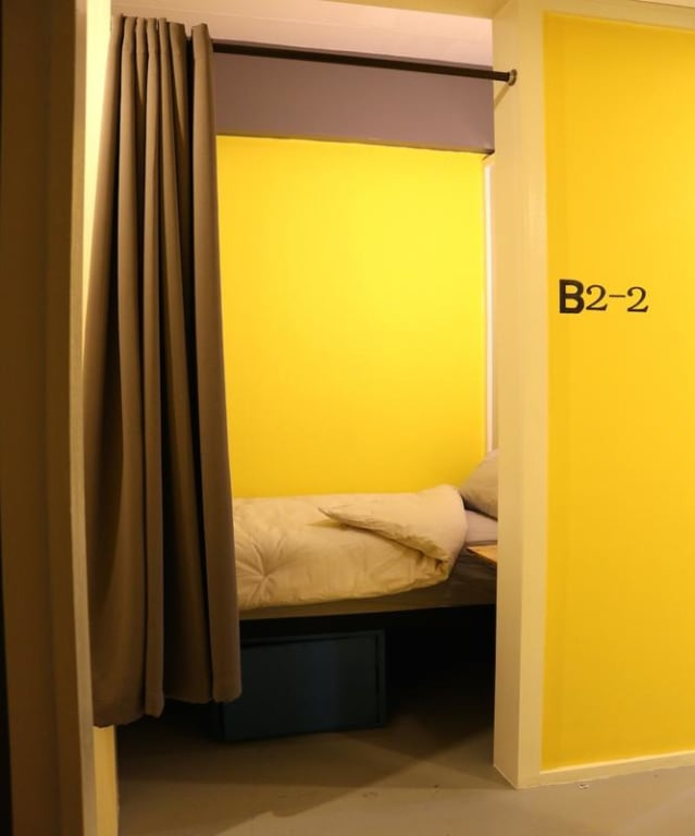 Best hostels in Thailand - Stamps Backpackers