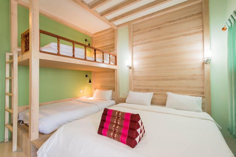 Best hostels in Thailand - The Luna Hostel