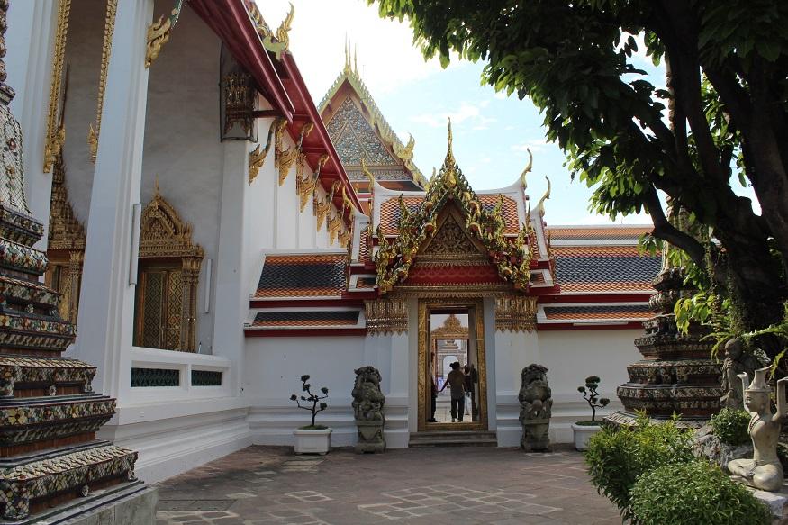 bakpacking thailand - Grand Palace