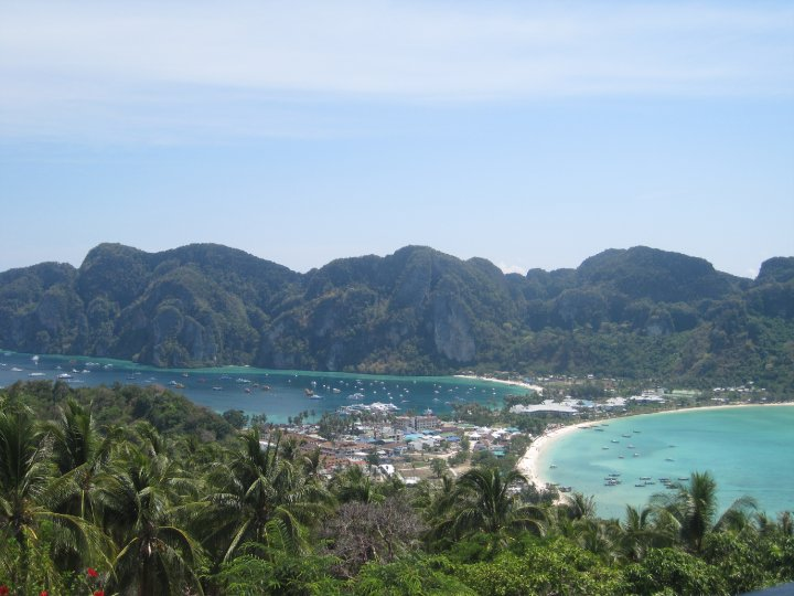 backpacking thailand - Krabi & the Offshore Islands
