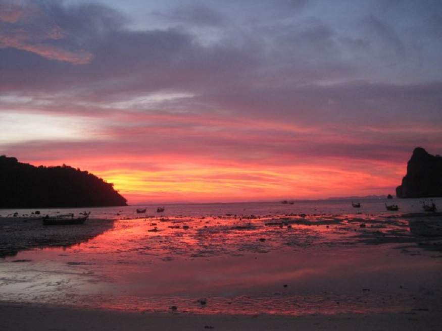 backpacking thailand - Koh Phangan