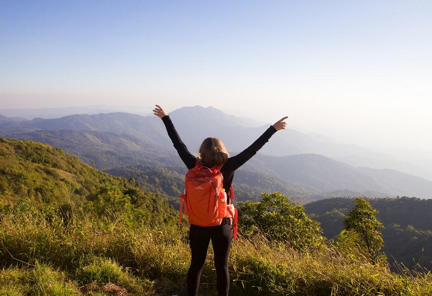 backpacking thailand - Doi Inthanon