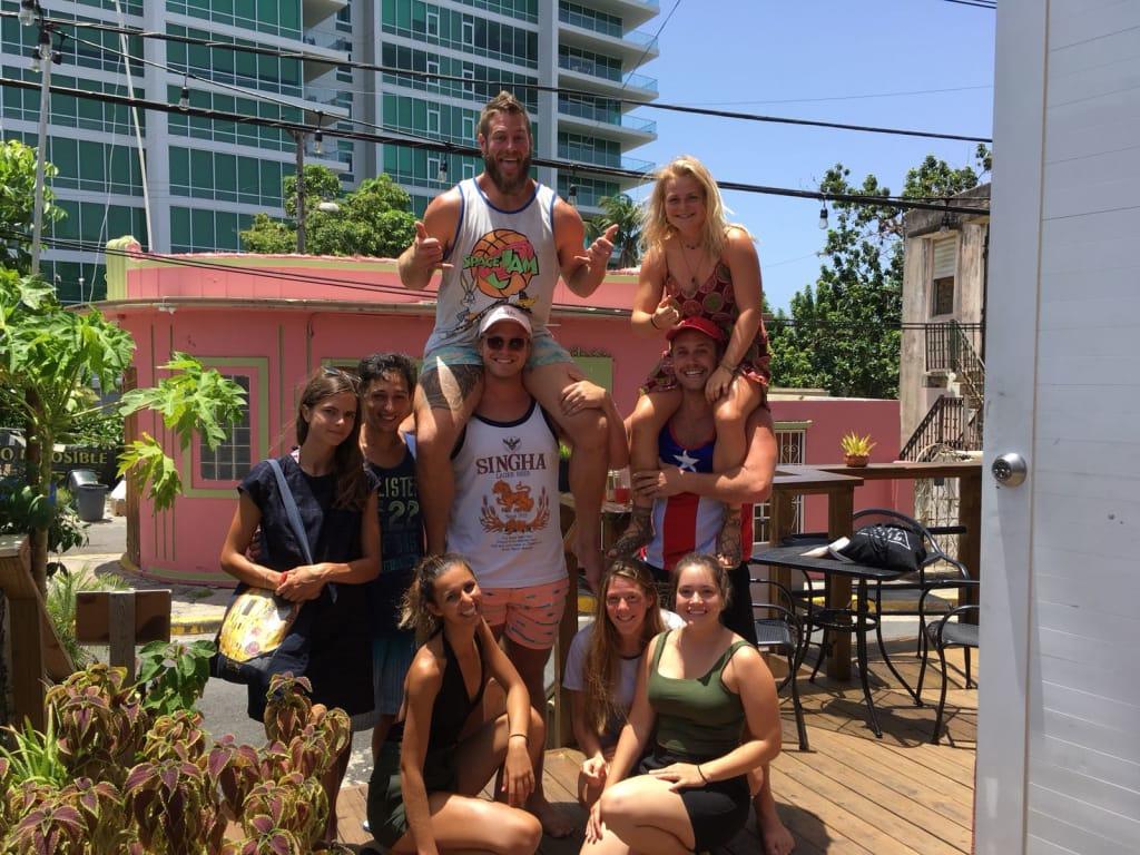 best hostels in puerto rico - Casa Santurce