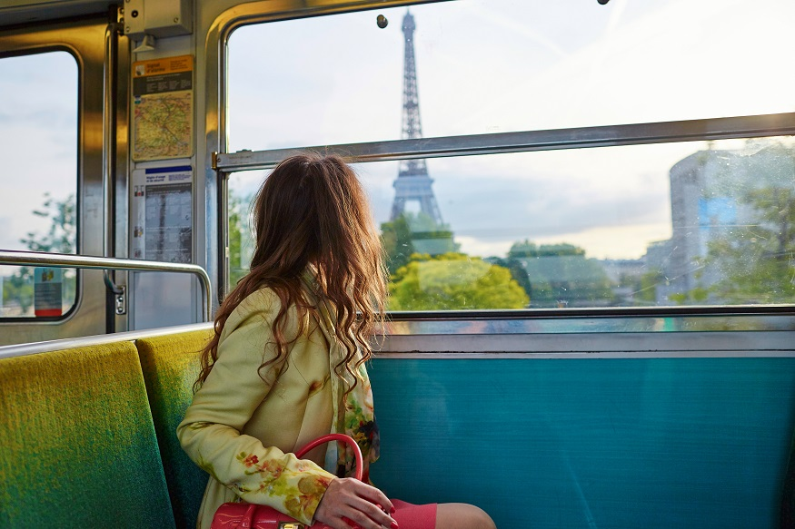 how much does interrailing cost - paris train