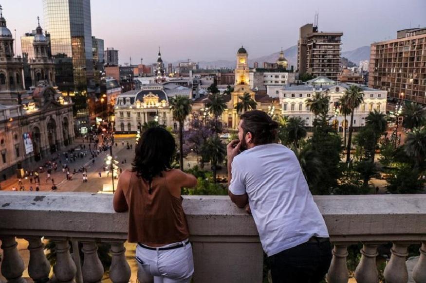 travelling with a disability - Hostel Plaza de armas – Santiago