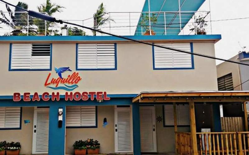 best hostels in puerto rico - Luquillo Beach Hostel