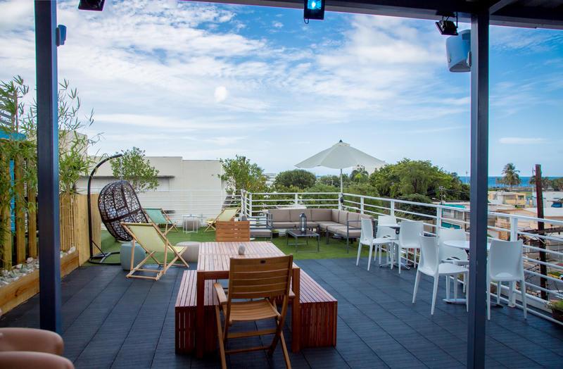 best hostels in puerto rico - Nomada Urban Beach Hostel