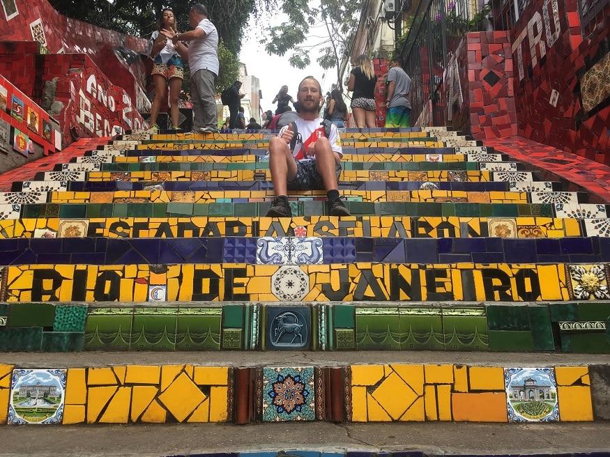 travelling with a disability - rio de janeiro