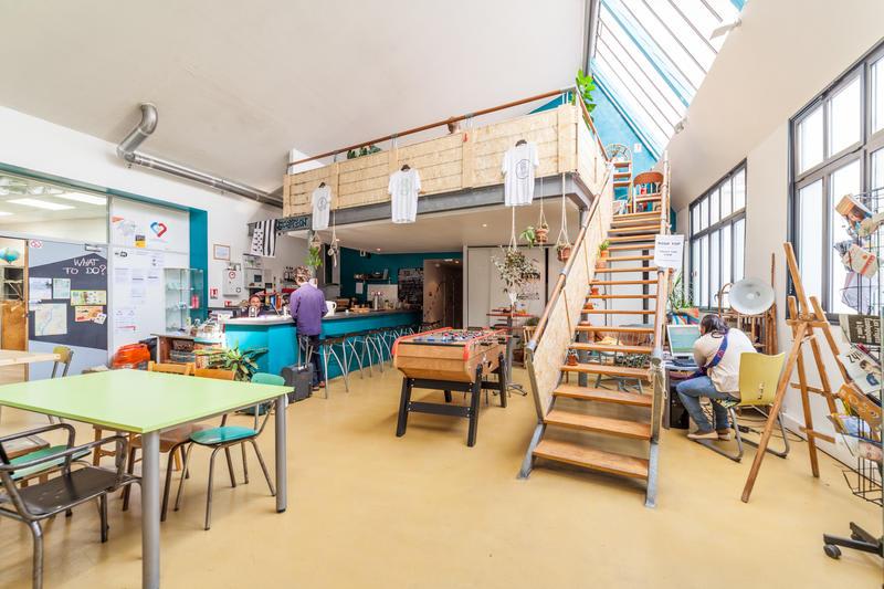 best hostels in france - Alter hostel