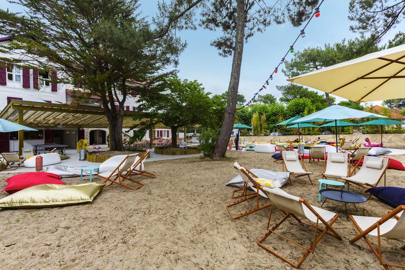 best hostels in france - Joe & Joe Hossegor hostel