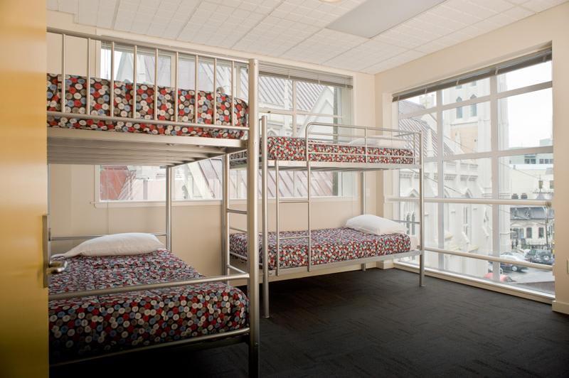 Best hostels in New Zealand - Trek Global hostel