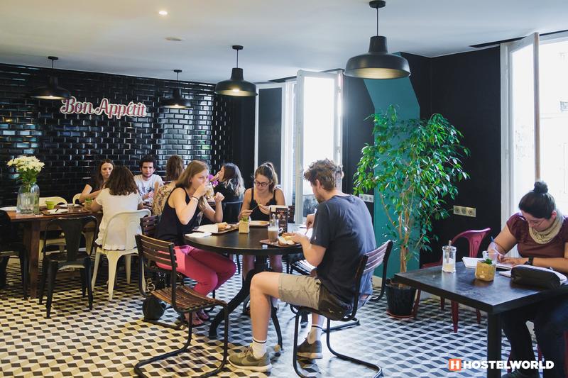 best hostels in france - arty paris by hiphop hostel