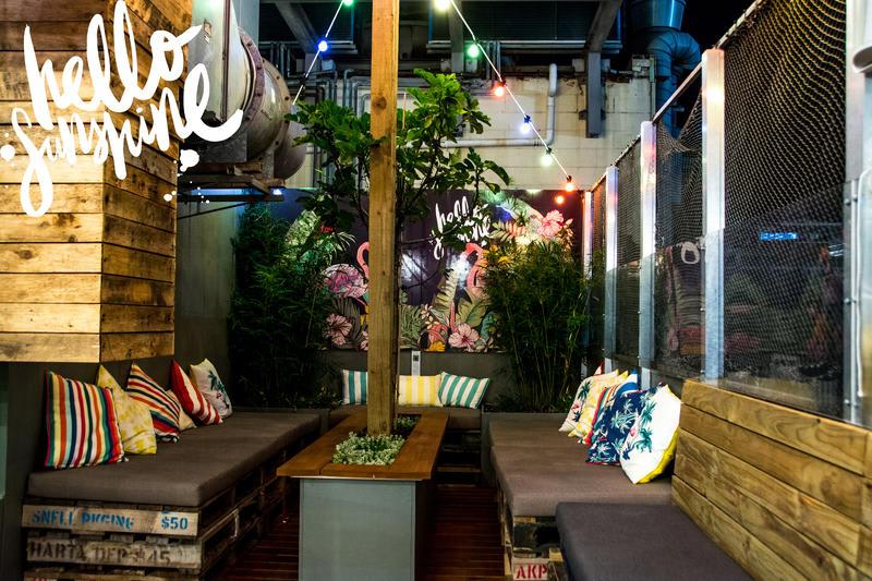 Best hostels in New Zealand - base auckland hostel