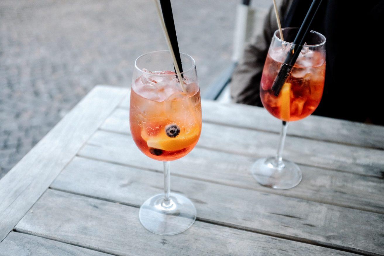 drinks from around the world - campari - italy