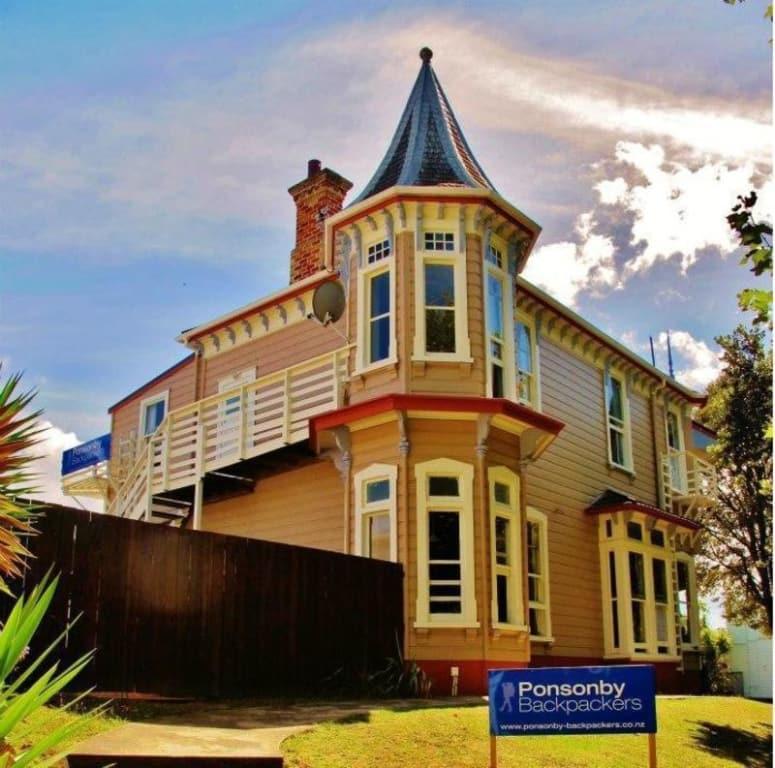 Best hostels in New Zealand - Ponsonby Backpackers