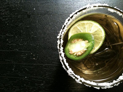 drinks from around the world - Mexico tequila
