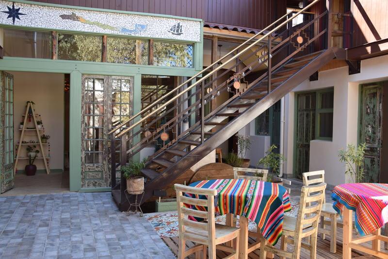Eco-Hostal Tambo Verde - Best hostels in Santiago