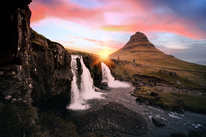 paesaggi di montagna - Islanda