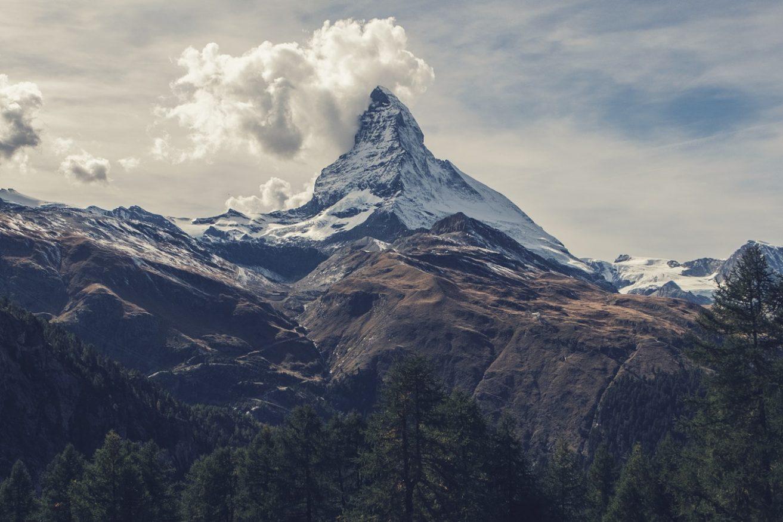 paesaggi di montagna - svizzera