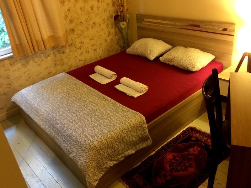 Private room in Levanten Hostel - Best hostels in Istanbul