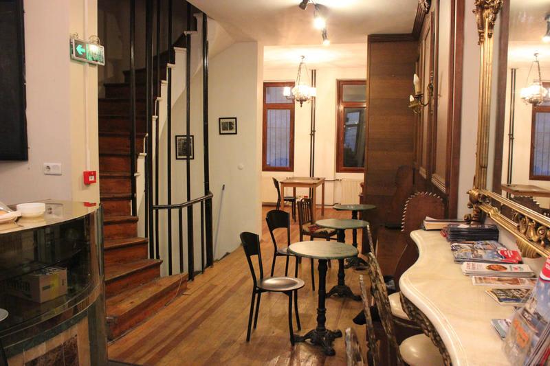 Chambers of the Boheme Hostel in Taksim - Best hostels in Istanbul