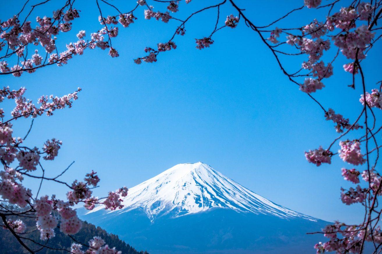 paesaggi di montagna - monte fuji