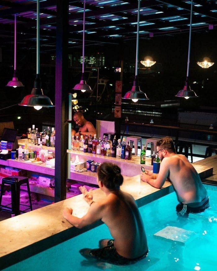 Best hostels in Chiang Mai - 248 Street Hostel