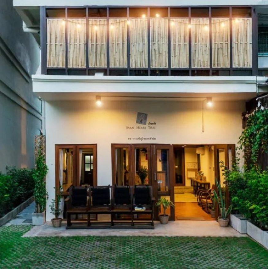 Best hostels in Chiang mai - Baan Heart Thai