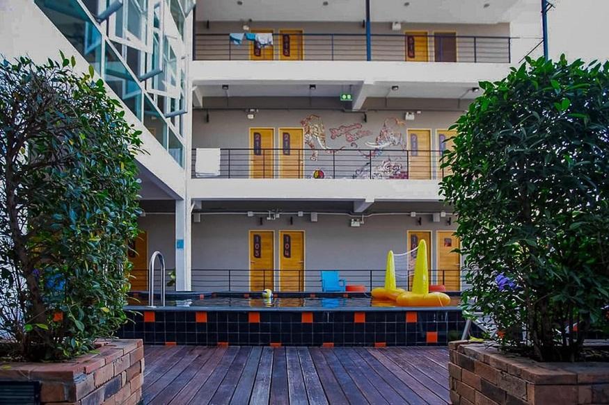 Best hostels in Chiang Mai - Brick House Hostel