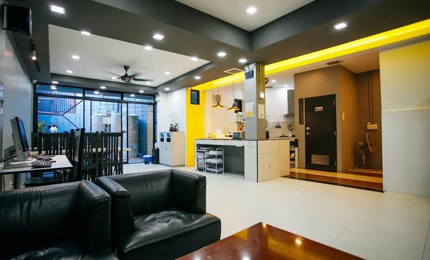 Best hostels in Chiang Mai - D-Well Hostel