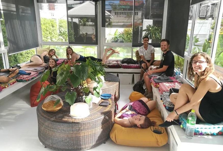 Best hostels in Chiang Mai - Hostel Lullaby