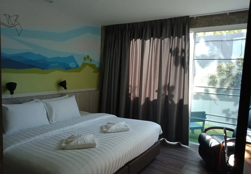 Best hostels in Chiang Mai - Lana Beds and Spaces