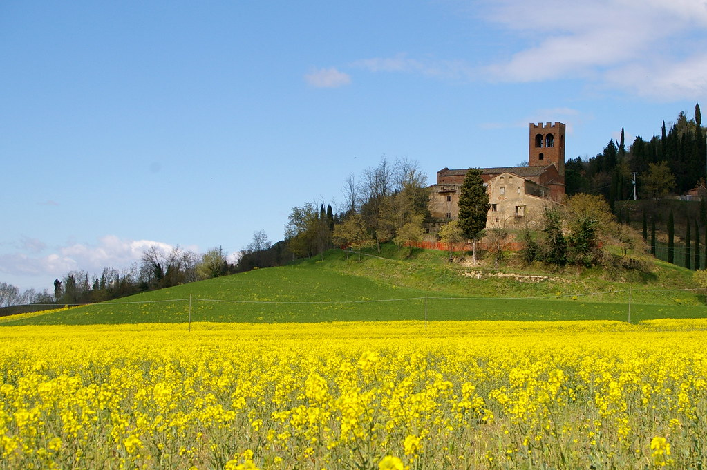 visiter la Toscane - San Miniato