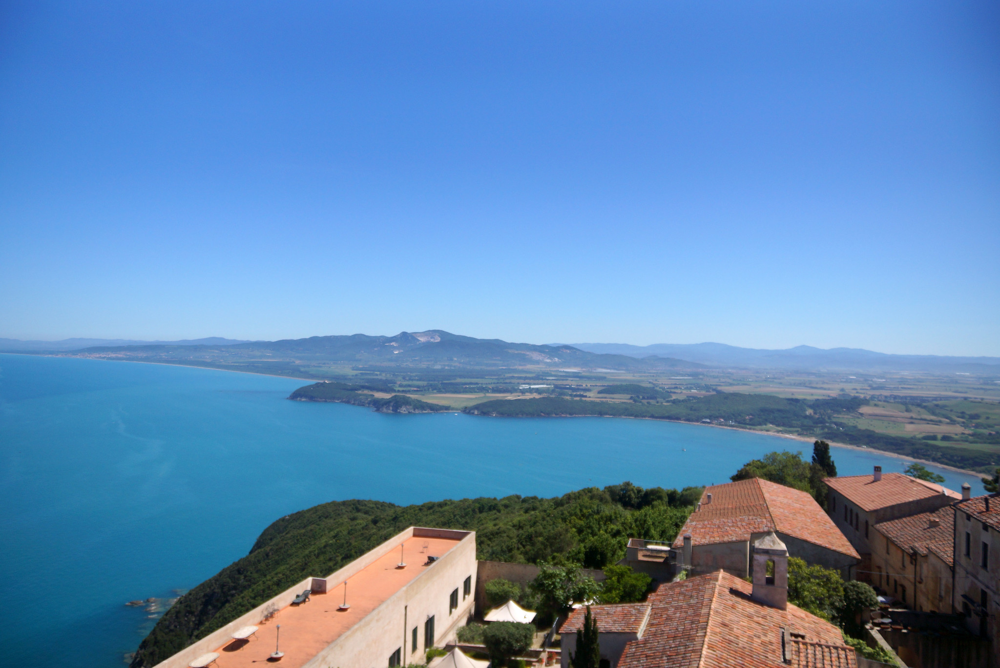 visiter la Toscane - Populonia