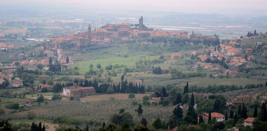 visiter la Toscane - Castiglion Fiorentino
