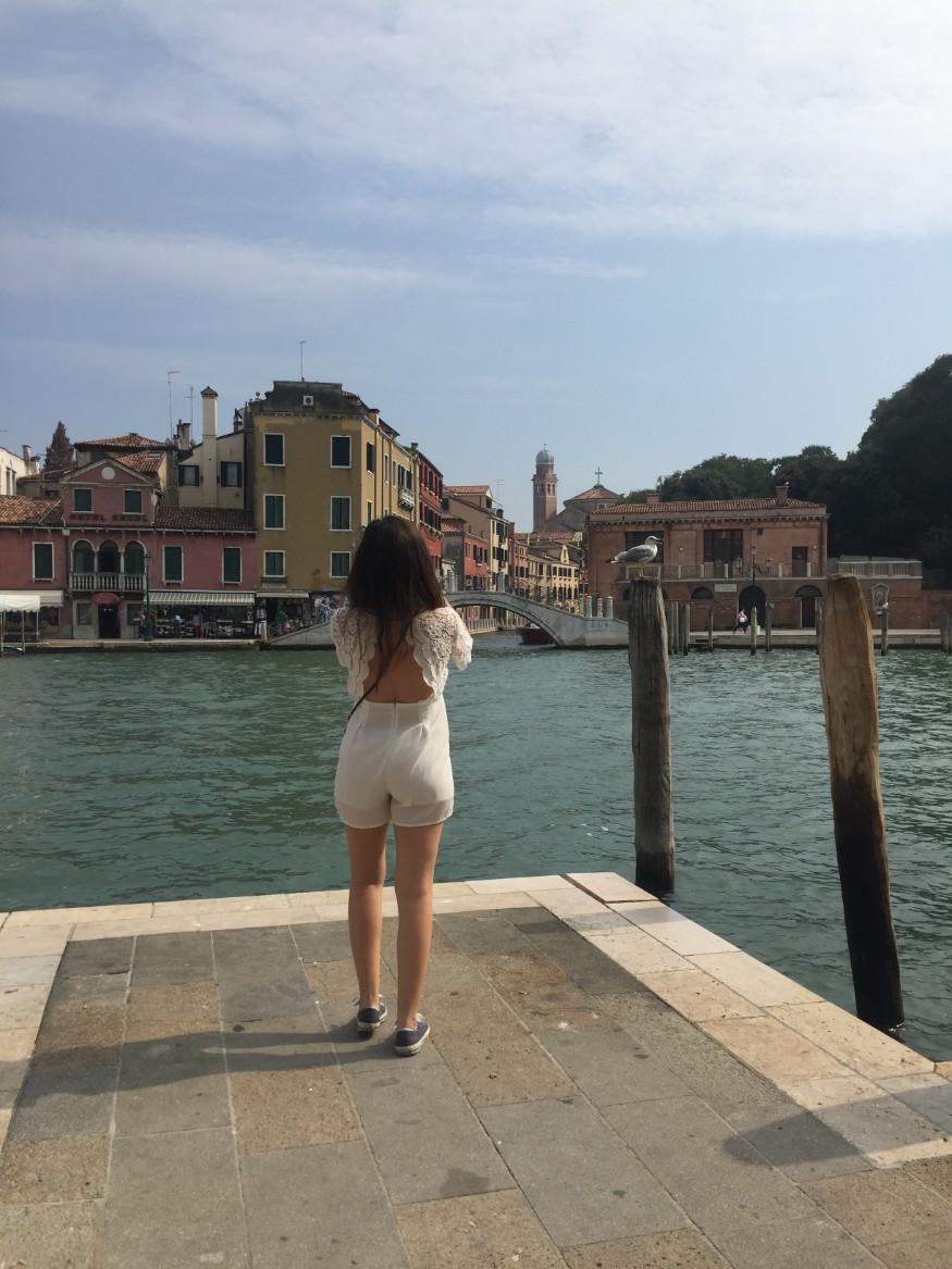 where to stay in Venice - santa croce