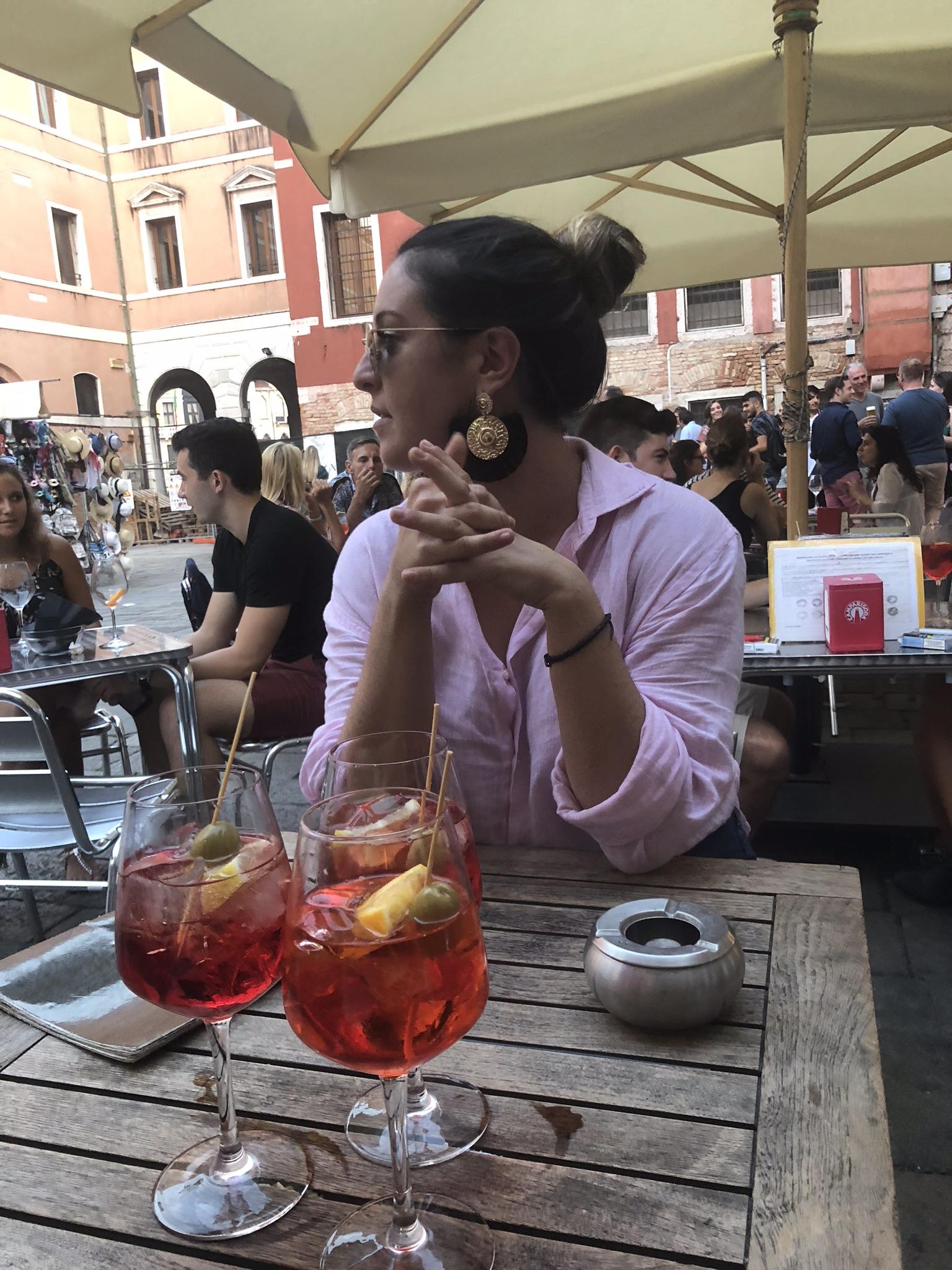where to stay in Venice - erbaria