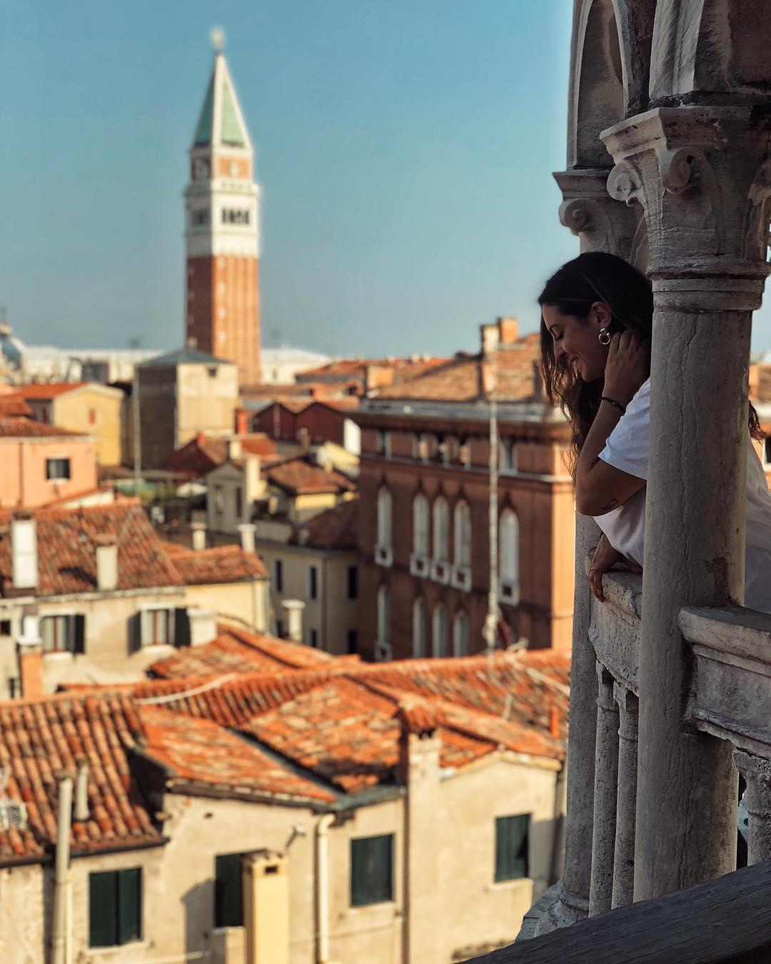 where to stay in Venice - scala del bovolo