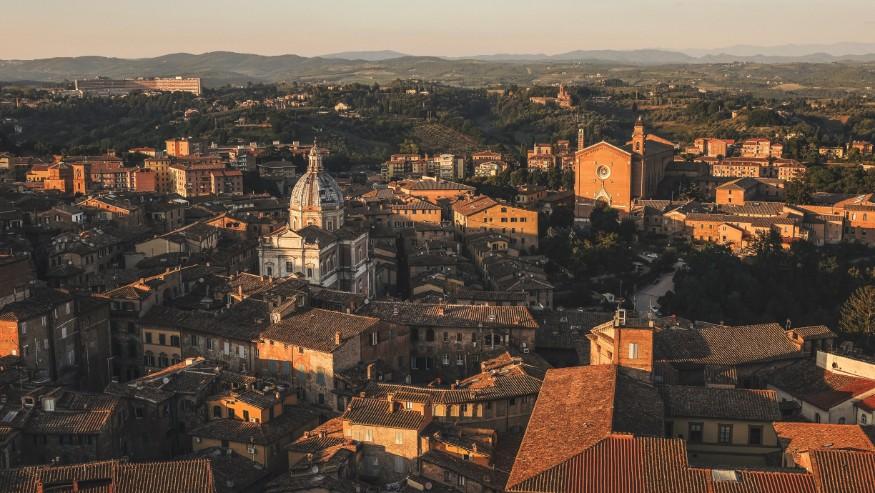 visiter la Toscane - Sienne