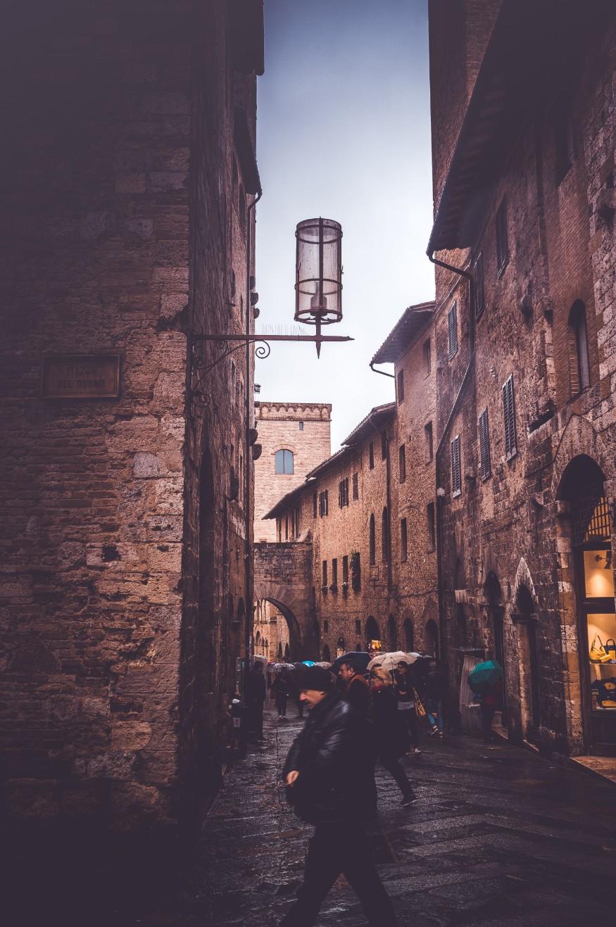 visiter la Toscane - San Gimignano