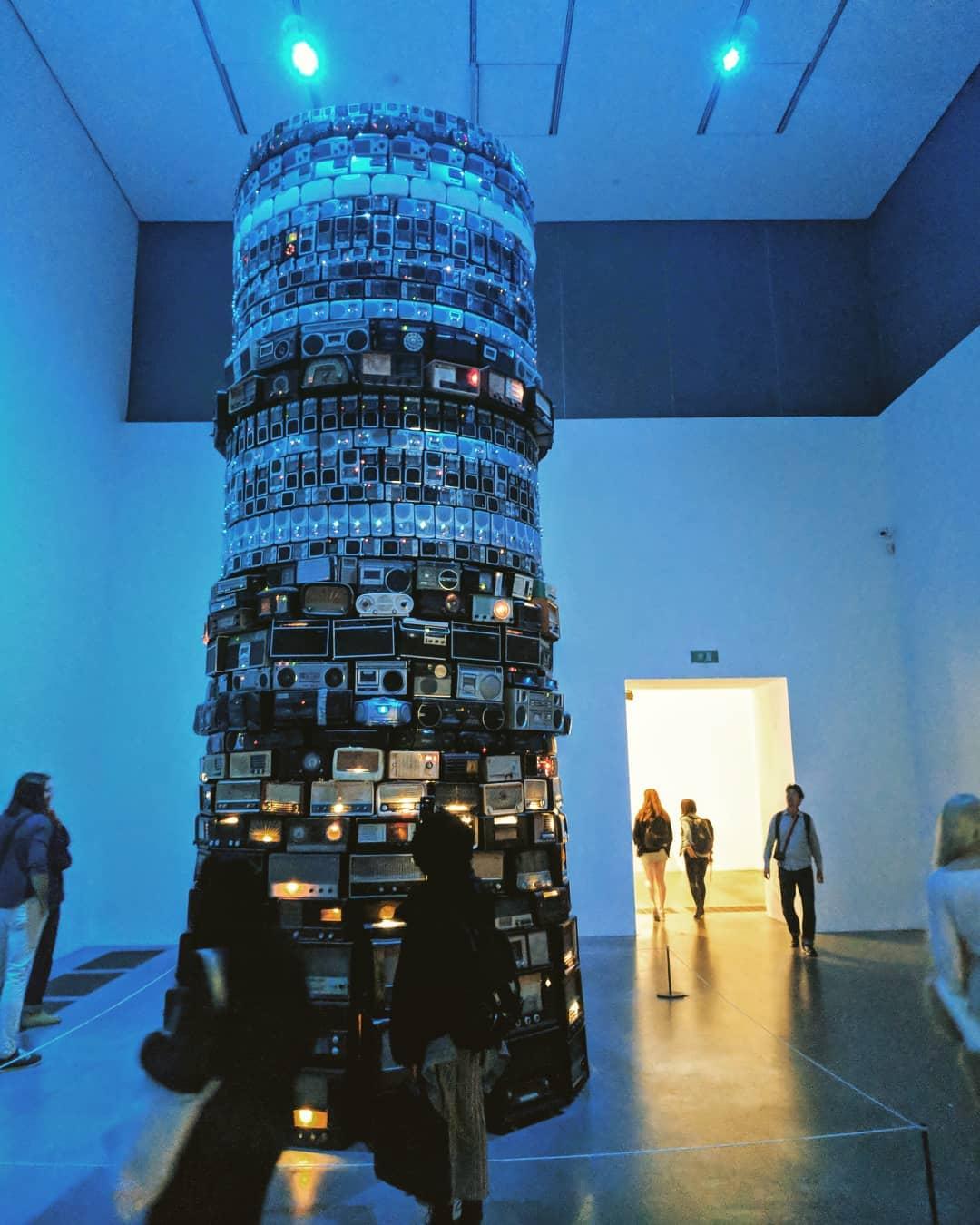 où dormir a londres - Tate gallery