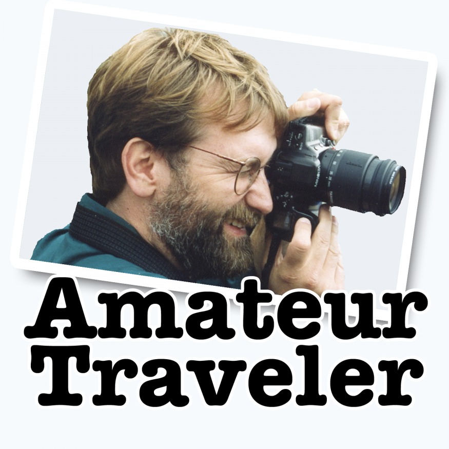Best travel podcasts - The Amateur Traveler Podcast