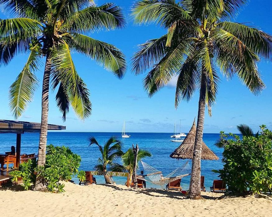 Fiji cosa vedere - spiaggia