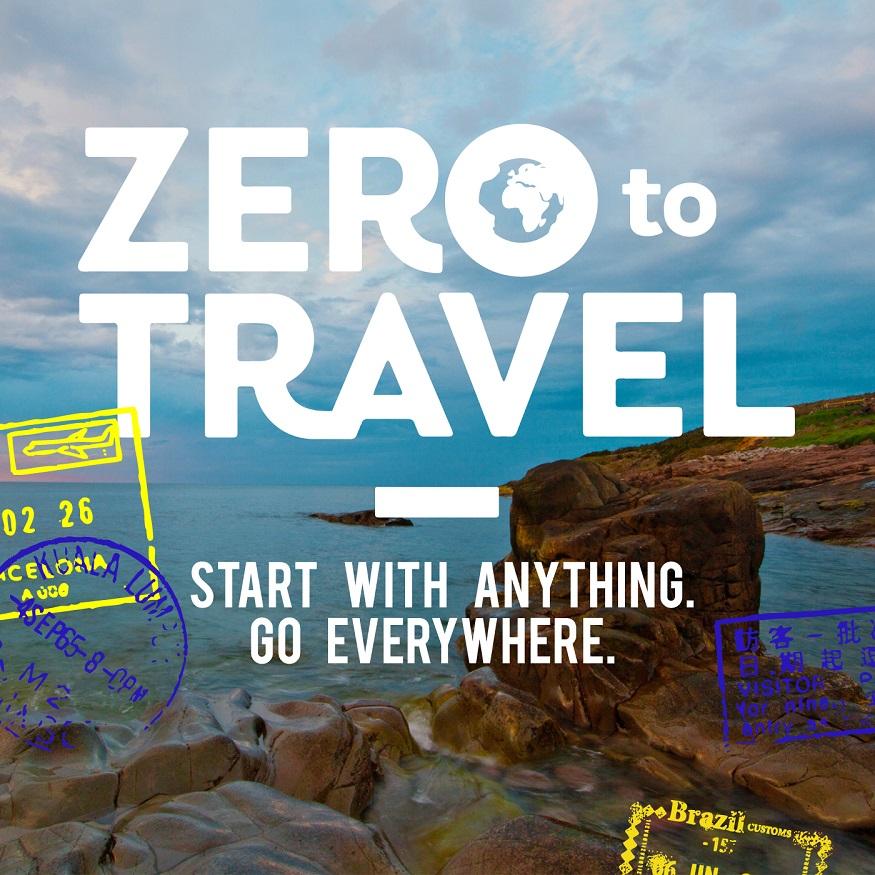 Best travel podcasts - Zero to Travel