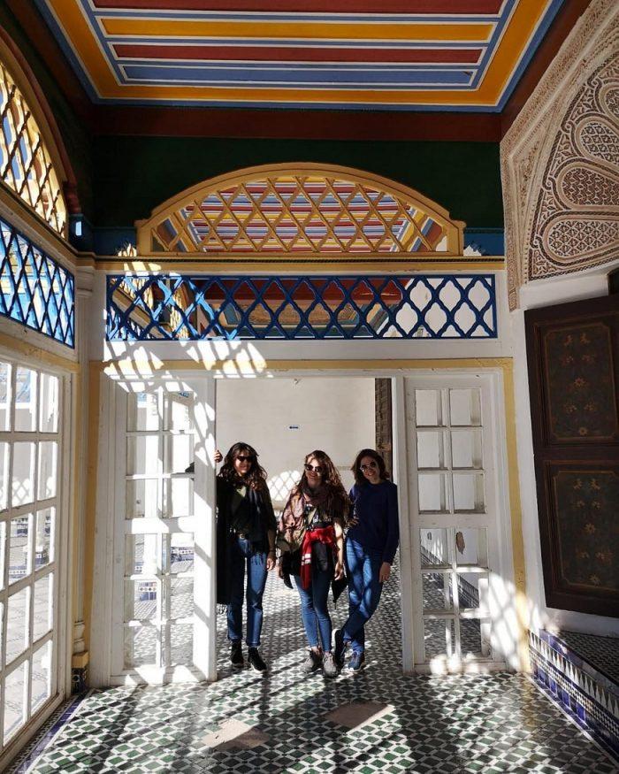 cosa fare a marrakech - Palazzo Bahia