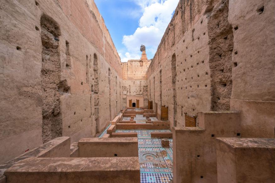 cosa fare a marrakech - Palazzo El Badi